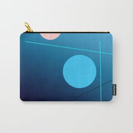 The 3 dots, power game 9 Carry-All Pouch