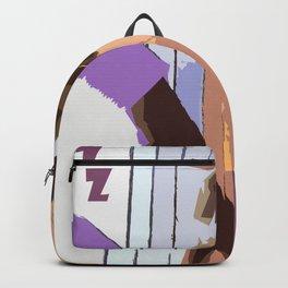 Jazz Illustration Backpack