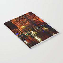 Shanghai 五 Notebook