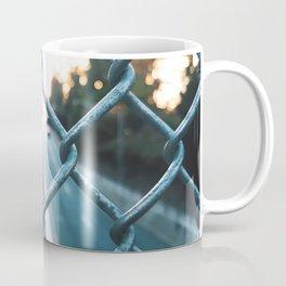 Metal grill Coffee Mug