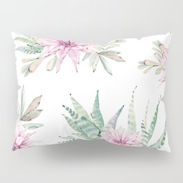 Simply Cactus Desert Rose Pillow Sham