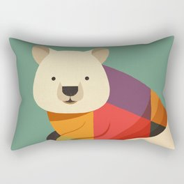 Quokka Rectangular Pillow