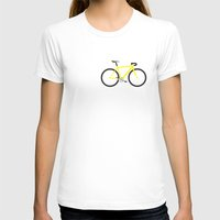 racing T-shirts featuring Racing Bicycle by BMaw