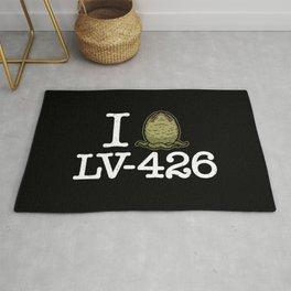 I Love LV-426 Rug