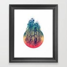 Conception Framed Art Print