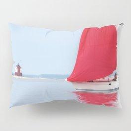 Straights of Mackinac Pillow Sham