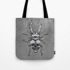Beetleskull Tote Bag