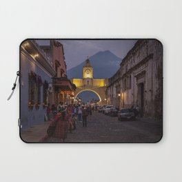 Santa Catalina Arch at Night Laptop Sleeve