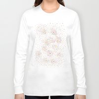 happiness Long Sleeve T-shirts featuring Happiness by Shakkedbaram
