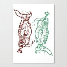 Chinese Fish Canvas Print