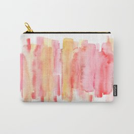 141203 Abstract Watercolor Block 25 Carry-All Pouch