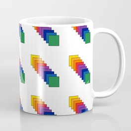 Rainbow Rays I Coffee Mug