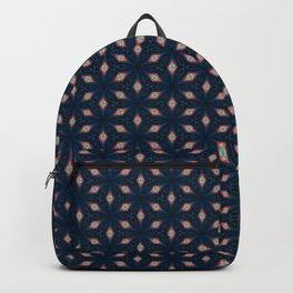 V29 Moroccan Traditional Carpet and Rug Design. Backpack
