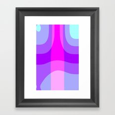 yoo doo right Framed Art Print