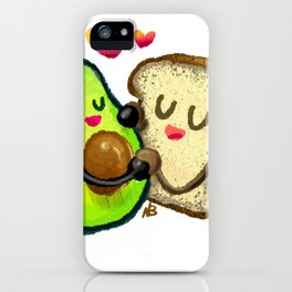 Avocado Toast iPhone Case