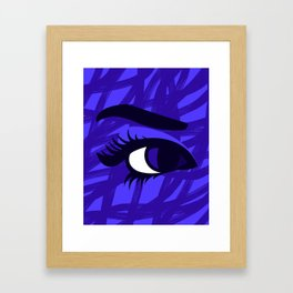 Third Eye Chakra - Awarenes Framed Art Print