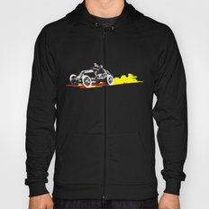 Classic Race Car Number 63 Hoody