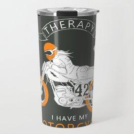 therapy Travel Mug