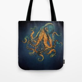 Underwater Dream IV Tote Bag