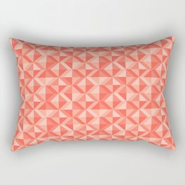 Geometic pattern Rectangular Pillow