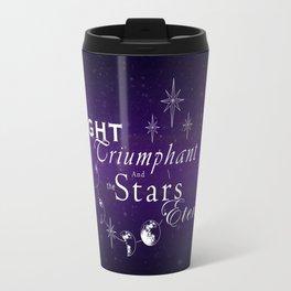 Night Triumphant - Stars Eternal (dark) Travel Mug