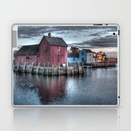 Dawn at Motif Number 1 Laptop & iPad Skin