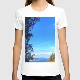 Surrounded by Nature in Victoria, B.C. (Canada) T-shirt