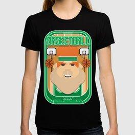 Basketball Green - Court Dunkdribbler - Josh version T-shirt