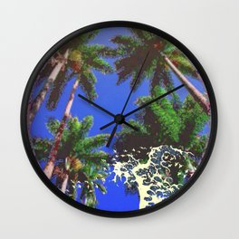 amiyoe wave Wall Clock