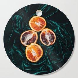 Bloody Orange Cutting Board