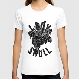 Lady Skull T-shirt