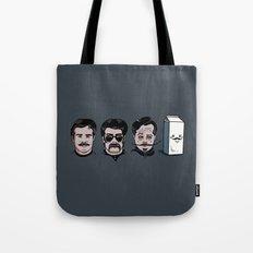 Mustache Club Tote Bag