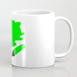 Green Marker Copy Space Coffee Mug
