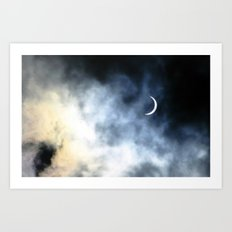Eclipse 1999 Art Print