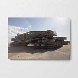 1458. Crawler-Transporter No. 2 Metal Print