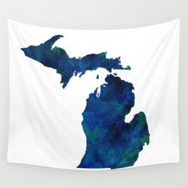 Michigan Wall Tapestry
