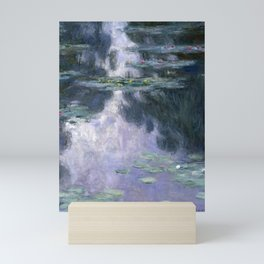 Monet - Water Lilies (Nymphéas), 1907 Mini Art Print