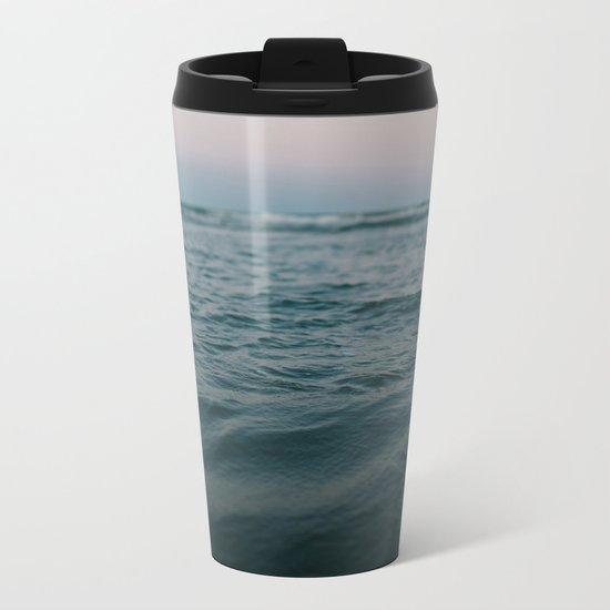 Ocean Traveler Metal Travel Mug