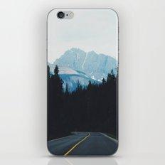 Canadian Road iPhone & iPod Skin