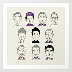 The G B H Art Print