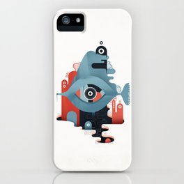 Abyss n°2 iPhone Case