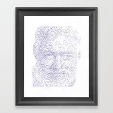 Ernest Framed Art Print