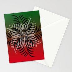 color leaf 2 Stationery Cards