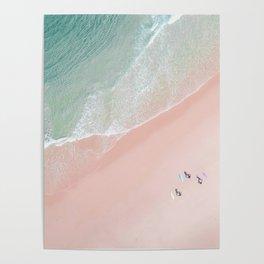 Surf Yoga II Poster