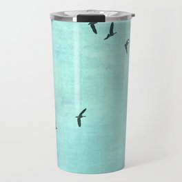 GEESE FLYING Travel Mug
