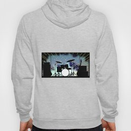 Bright Rock Band Stage Hoody
