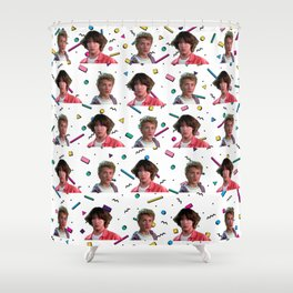~ Bill & Ted ~ Shower Curtain