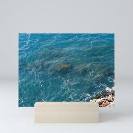 Mediterranean Snapshot Mini Art Print