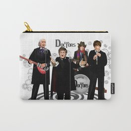 The Doctor Who Band Classic series iPhone 4 4s 5 5c 6 7, pillow case, mugs and tshirt Carry-All Pouch