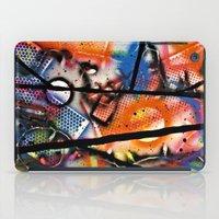 los angeles iPad Cases featuring Los Angeles by Slade Anderson